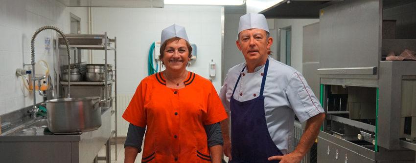 Les cuisiniers de Taulé