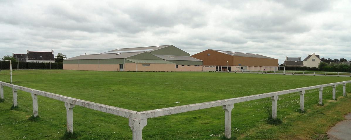 Terrain des sports de Taulé