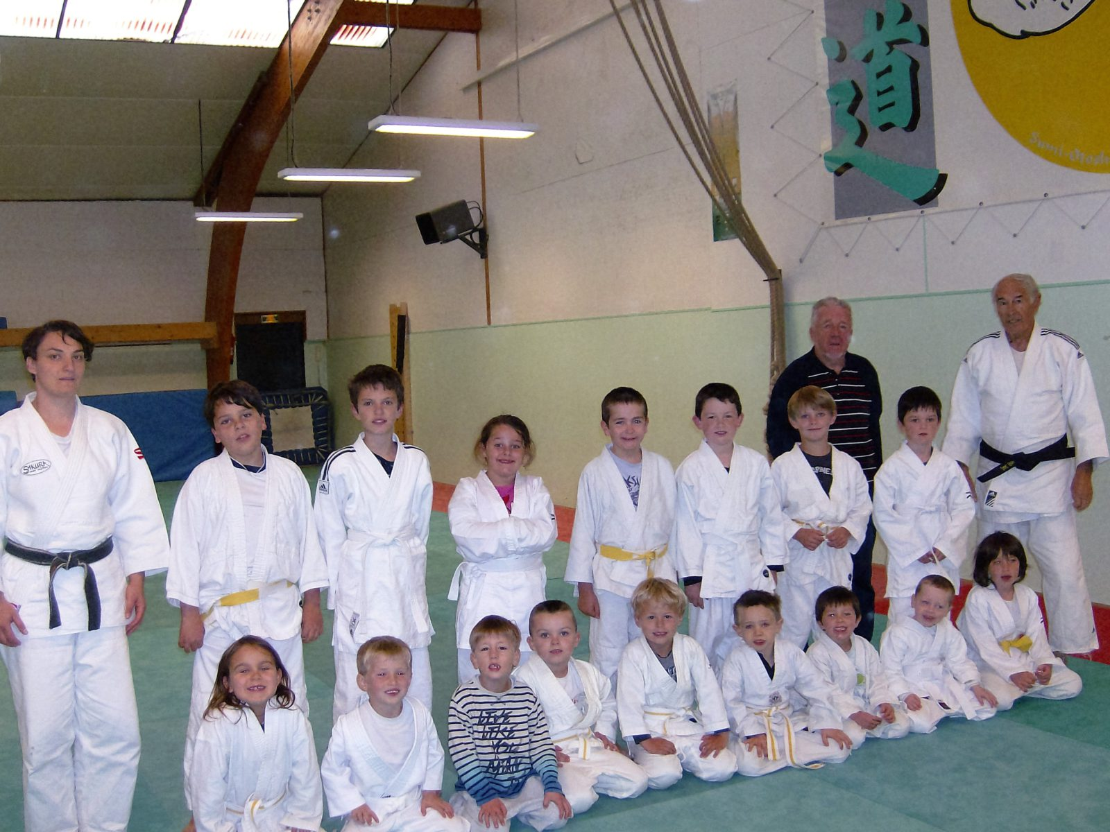 8 octobre 2016 judo