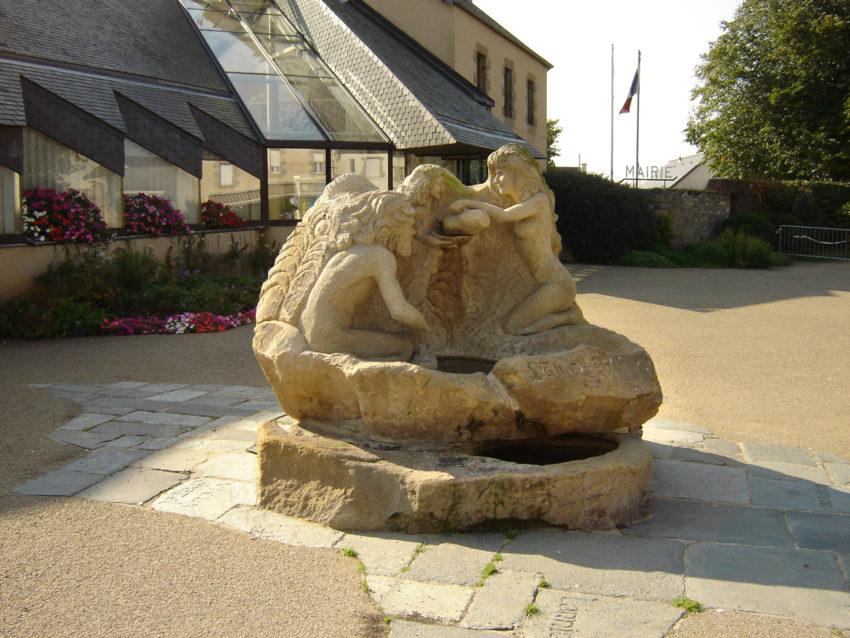 La fontaine Stivel ar vuhez