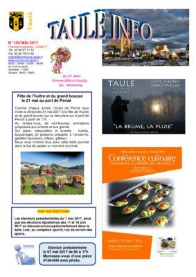 thumbnail of taule-info-104-mai-2017
