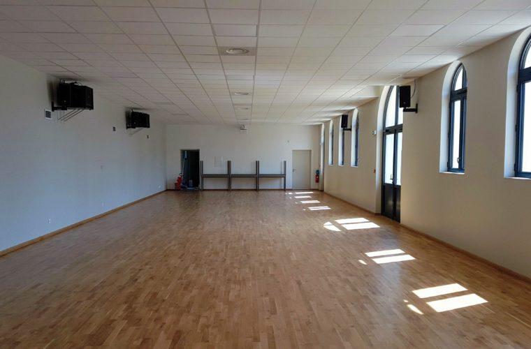 Salle communale de Taulé