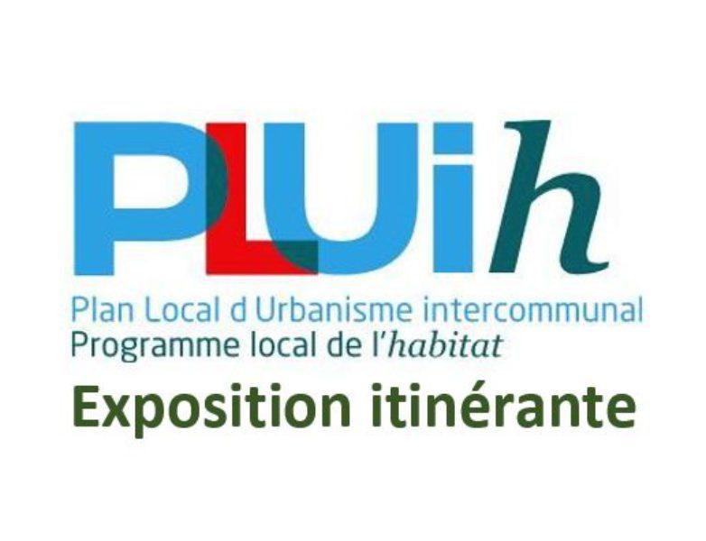 Exposition itinérante PLUi-H 2018