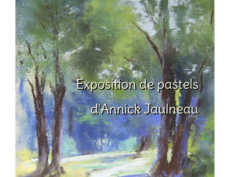 Exposition de pastels