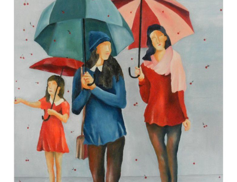 Peintures d'Alain Agrebbe