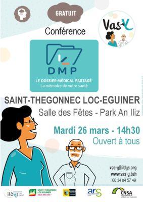 thumbnail of Affiche Conf_DMP SAINT THEGONNEC LOC EGUINER le 26 mars 2019