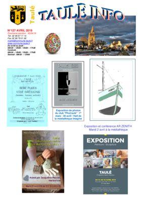 thumbnail of taule-info-127-avril-2019