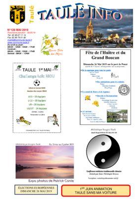 thumbnail of taule-info-128-mai-2019