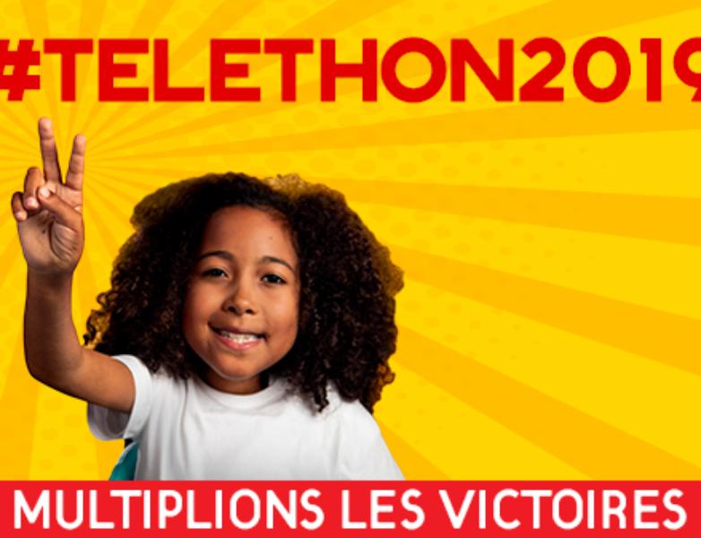 Téléthon 2019 à Taulé