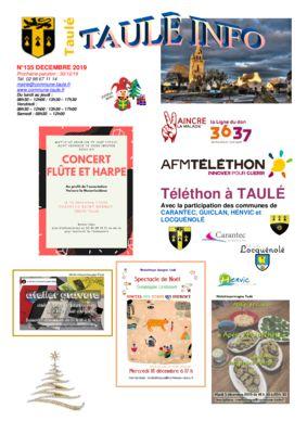 thumbnail of taule_info_135_decembre_2019
