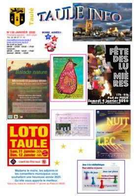 thumbnail of taule_info_136_janvier_2020
