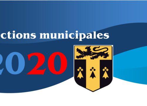 Résultats Élections Municipales 2020