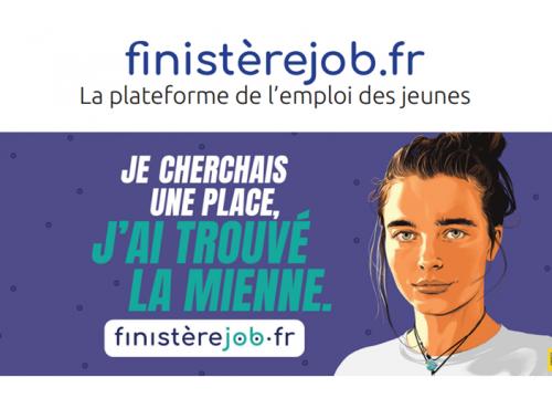finisterejob.fr, la plateforme de l'emploi des jeunes