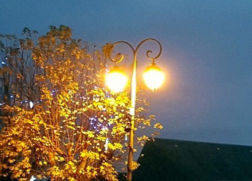 Modification des horaires d'éclairage public