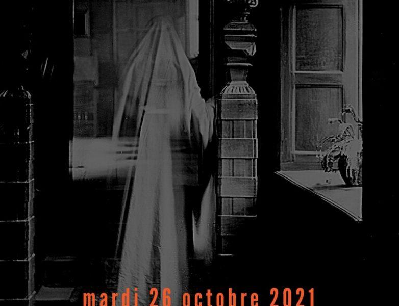 Histoires de Fantômes à la Médiathèque
